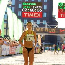 SEB Tallinna Maraton - Anastasia Kushnirenko (40)