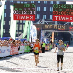 SEB Tallinna Maraton - Gunnar Kingo (96), Annika Vaher (114)