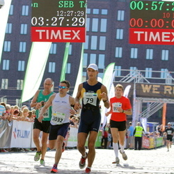 SEB Tallinna Maraton - Toomas Jõgeva (79), Andre Abner (2032)