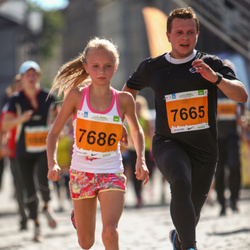 SEB Tallinna Maraton - Rainer Tammus (7665), Anni-Mari Tammeorg (7686)