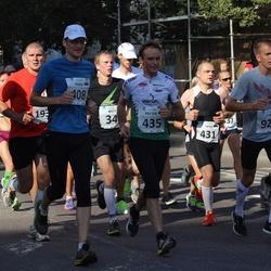 SEB Tallinna Maraton - Raido Kukk (408), Arno Vaik (431), Peeter Hendrikson (435), Toivo Tinast (923), Kennet Kaasik (933)
