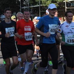 SEB Tallinna Maraton - Raido Kukk (408), Arno Vaik (431), Peeter Hendrikson (435), Kennet Kaasik (933), Jürgen Part (1932)