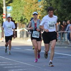 SEB Tallinna Maraton - Jaak Rohtsalu (949), Annika Lindholm (1708)