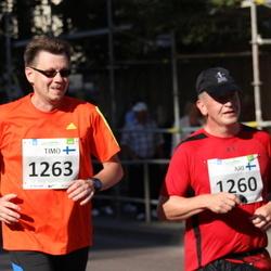 SEB Tallinna Maraton - Ari Kivimaa (1260), Timo Perälä (1263)