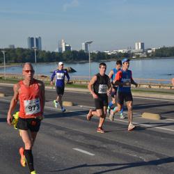 SEB Tallinna Maraton - Mihkel Vitsut (203), Ragnar Virma (787), Artur Rauhiainen (973)