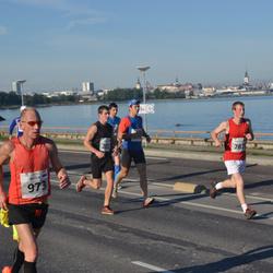 SEB Tallinna Maraton - Ragnar Virma (787), Artur Rauhiainen (973)