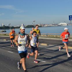 SEB Tallinna Maraton - Andre Abner (2032), Indrek Jürgenstein (2033)