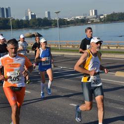 SEB Tallinna Maraton - Christoph Randt (267), Oscar Bambi (405)