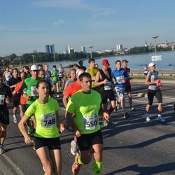 SEB Tallinna Maraton - Arno Sibul (550), Katre Kalk (748), Peep Teppo (1420)
