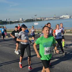 SEB Tallinna Maraton - Bret Schär (889), Üllar Kaljumäe (945)