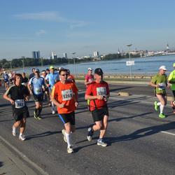 SEB Tallinna Maraton - Oliver Liiv (741), Ari Kivimaa (1260), Timo Perälä (1263)