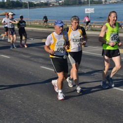 SEB Tallinna Maraton - Mario Sagasser (130), Bernhard Hertinger (690), Marion Moehle (1310)