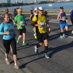 SEB Tallinna Maraton - Arto Suninen (1549), Grete Ling (1951), Ragnar Toomla (1985)