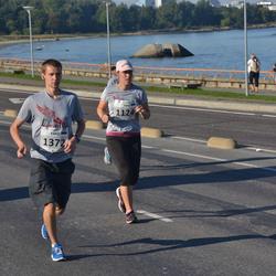 SEB Tallinna Maraton - Anni Rebane (1124), Erko Õunapuu (1372)