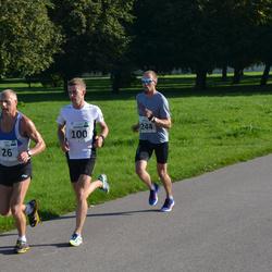 SEB Tallinna Maraton - Ago Veilberg (26), Indrek Ilumäe (100), Vahur Teppan (244)