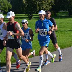 SEB Tallinn Marathon - Indrek Tärno (22), Allan Peeter Jaaska (24), Tauno Hang (39), Alar Savastver (2030)