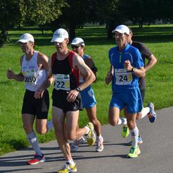SEB Tallinn Marathon - Indrek Tärno (22), Allan Peeter Jaaska (24), Alar Savastver (2030)