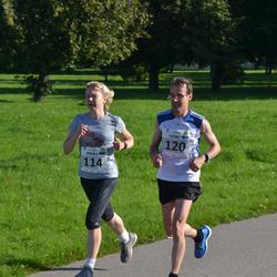 SEB Tallinna Maraton - Annika Vaher (114), Teemu Hasu (120)