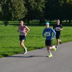 SEB Tallinna Maraton - Karl Kaljumäe (50), Armin Allmäe (298), Andrew Glen (474)