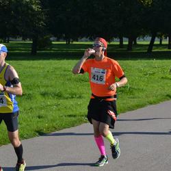 SEB Tallinna Maraton - Risto Lass (364), Aarne Puisto (416)