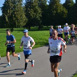 SEB Tallinna Maraton - Christiansen Charles (402), Konstantin Root (501)