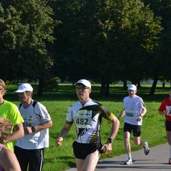 SEB Tallinna Maraton - Andre Petraudze (420), Timo Marttinen (482), Rait Põllendik (2006)