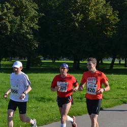 SEB Tallinna Maraton - Andre Petraudze (420), Rait Põllendik (2006)