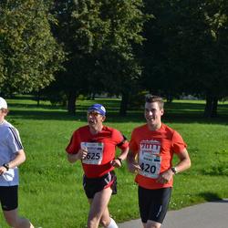 SEB Tallinna Maraton - Andre Petraudze (420), Sergei Kostynich (1625), Rait Põllendik (2006)