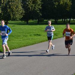 SEB Tallinna Maraton - Ott Alver (460), Aare Tuulik (801), Marek Loorits (2126)