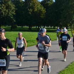 SEB Tallinna Maraton - Rain Raun (282), Aarne Vasarik (616), Kaido Tambur (764), Lasse Salminen (833)