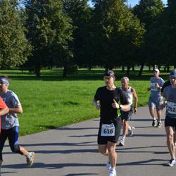 SEB Tallinna Maraton - Rain Raun (282), Aarne Vasarik (616), Lasse Salminen (833), Indrek Laineveer (1573)