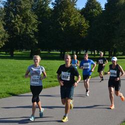 SEB Tallinna Maraton - Ando Meerbach (868), Sandra Tross (1692), Merike Etverk (2096)