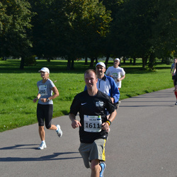 SEB Tallinna Maraton - Agne Sokolov (490), Viljar Koppel (1611)