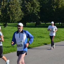 SEB Tallinna Maraton - Agne Sokolov (490), Sean Nugent (2063)