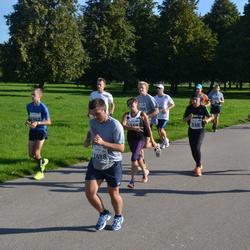 SEB Tallinna Maraton - Kaarel Tõruvere (338), Artur Gorzelak (1488), Tanel Tilk (1872)