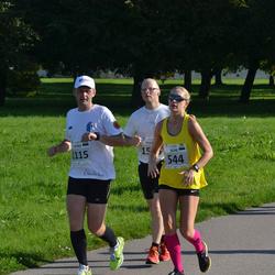 SEB Tallinna Maraton - Agne Väljaots (544), Tauno Ojasaar (1115)