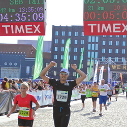 SEB Tallinna Maraton - Rait Rebane (1729), Age Jakobson (1774)