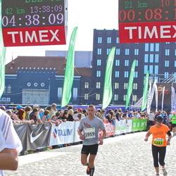 SEB Tallinna Maraton - Henna Yläkoski (1243), Ando Mesi (1919)