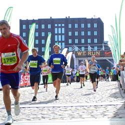 SEB Tallinna Maraton - Toomas Tomson (1184), Arnold Provalski (1780), Mihkel Nõmmela (2334)