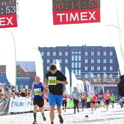 SEB Tallinna Maraton - Aniceto Rodriguez-Ruiz (270), Tapio Ikonen (402)