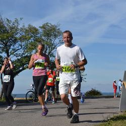SEB Tallinna Maraton - Kadri Jägel (77), Margus Kirs (160)