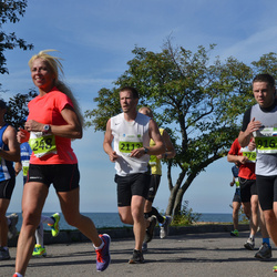 SEB Tallinna Maraton - Andra Puusepp (248), Evgeniy Kozyrev (916), Tanel Lambing (2113)