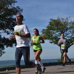 SEB Tallinna Maraton - Adriaan Hobo (304), Džanita Freija (802)
