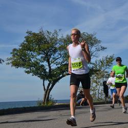SEB Tallinna Maraton - Brit Rammul (747), Mikk Kalamees (2592)