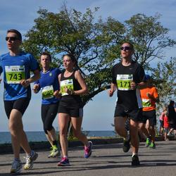 SEB Tallinna Maraton - Jaanus Jõgis (171), Raul Lobanov (743), Aet Tera (1114), Gunnar Ramsland (2505)