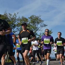SEB Tallinna Maraton - Arseny Kolesnichenko (282), Paavo Juntunen (283), John Roar Paulsen (642), Satu Lauren (1329)