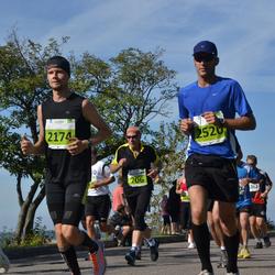 SEB Tallinna Maraton - Mikko Pohjanharju (217), Anatoli Šuvalov (706), Andero Haas (2520)