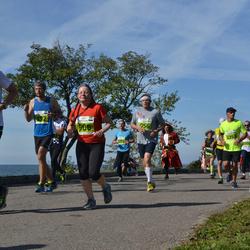 SEB Tallinna Maraton - Agu Vilu (725), Margo Engel (852), Katrin Gabrel (906)