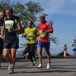SEB Tallinna Maraton - Arnold Provalski (1780), Allan Toim (2381),  (2809)