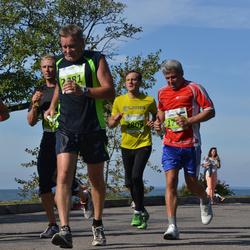 SEB Tallinna Maraton - Arnold Provalski (1780), Allan Toim (2381), Maris Kajari (2411),  (2809)